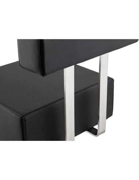 Tabouret de bar design NOBLE MINI - par Kokoon Design