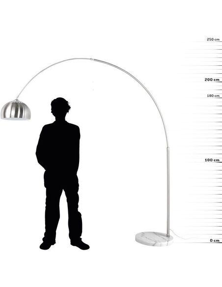 Lampe de sol design BIGHO - par Kokoon Design