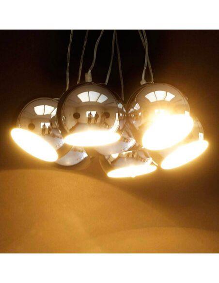 Lampe suspendue design EKLEKTIK - par Kokoon Design