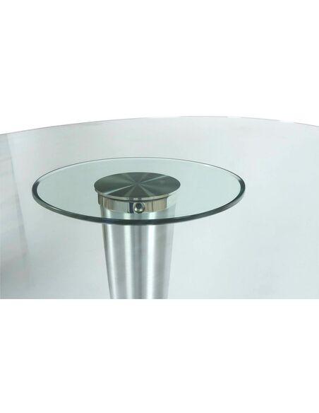 Table à diner design OVALNA - par Kokoon Design
