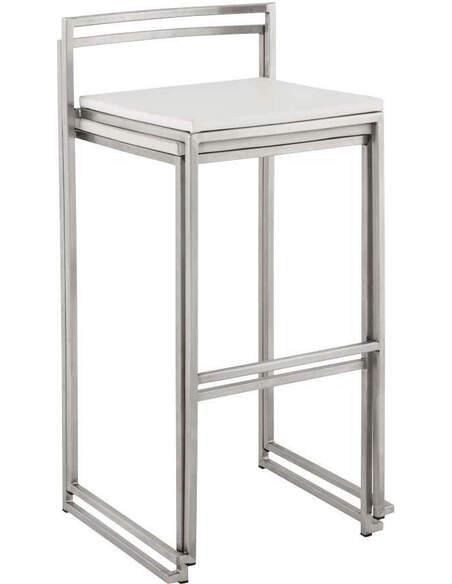 Tabouret de bar design METO - par Kokoon Design