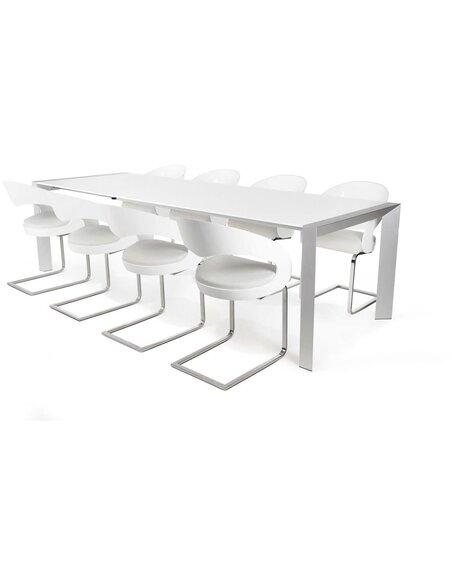 table a diner design VIGO - par Kokoon Design