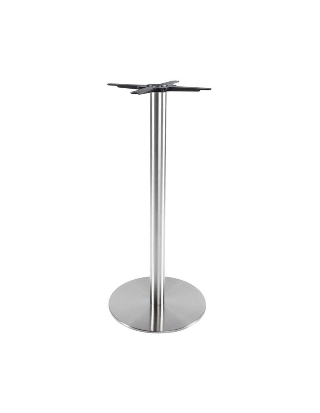 Pied De Table 110 Cm.Pied De Table 110cm Kokoon Design Argent