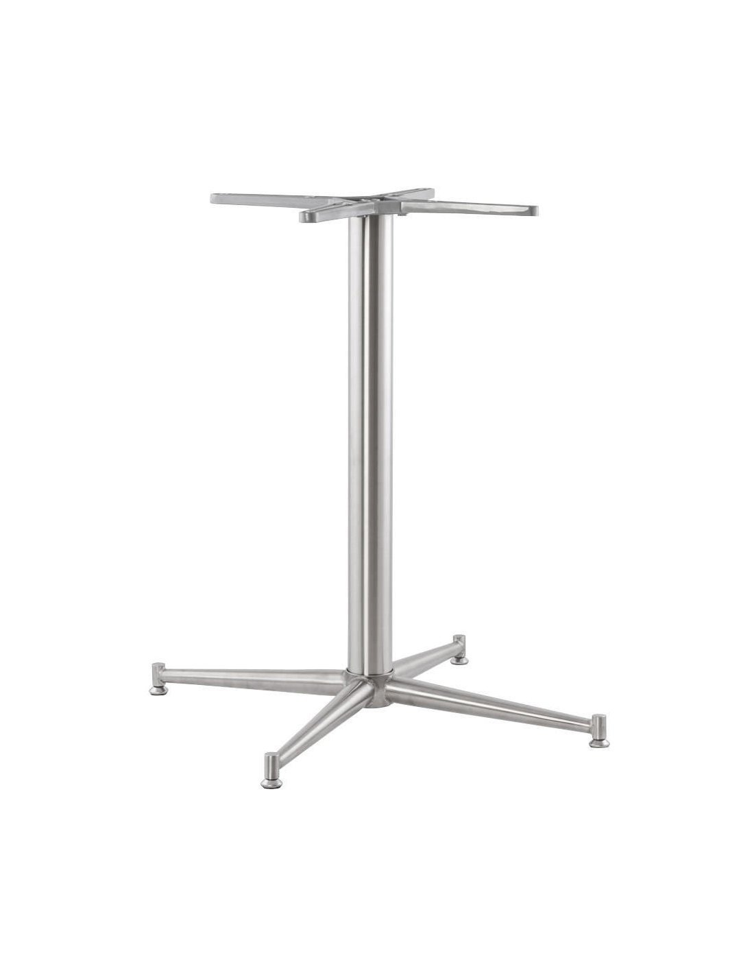 pied de table sans plateau 75cm de kokoon design. Black Bedroom Furniture Sets. Home Design Ideas