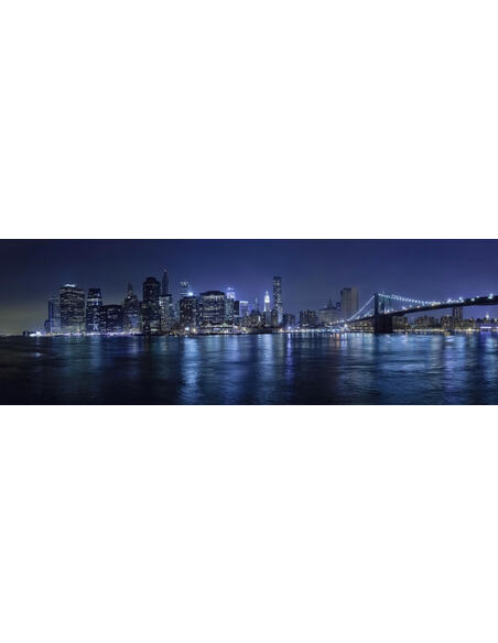 Tableau NEW YORK BY NIGHT - par ReCollection