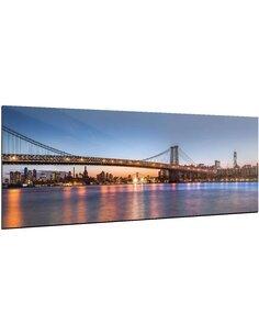 Tableau NEW YORK BRIDGE - par ReCollection