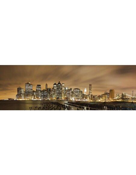 Tableau NEW YORK LA NUIT - par ReCollection