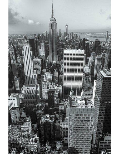 Tableau NEW YORK'S SKY - par ReCollection