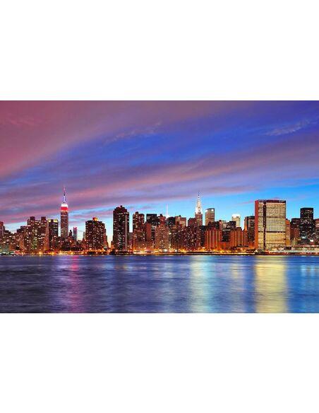 Tableau NEW YORK LA MAGNIFIQUE - par ReCollection