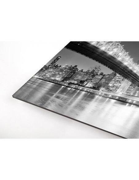 Tableau MANHATTAN BRIDGE'S LIGHT - par ReCollection
