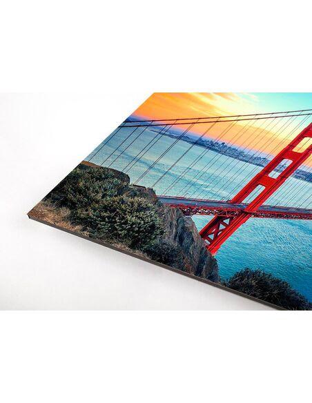 Tableau SAN FRANCISCO BAY - par ReCollection