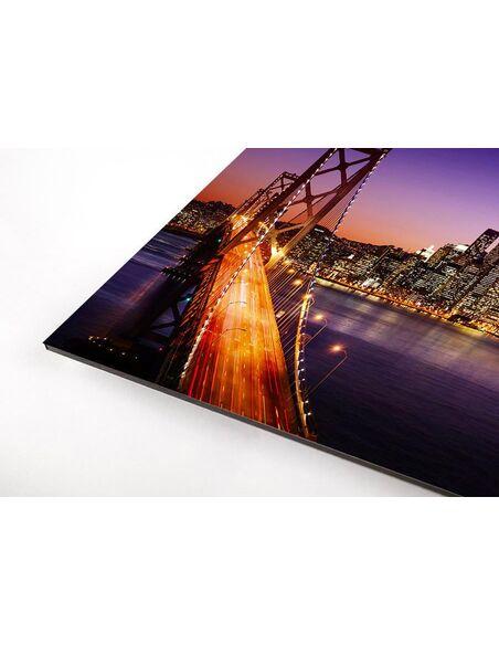 Tableau SAN FRANCISCO BRIDGE - par ReCollection