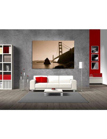 Tableau SAN FRANCISCO OLD - par ReCollection