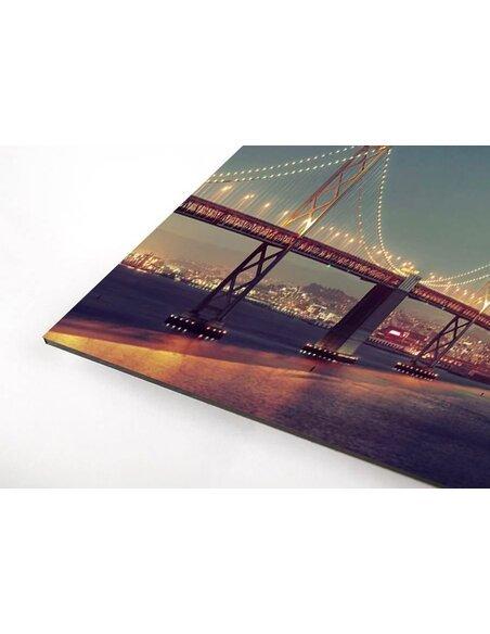 Tableau THE BRIDGE VINTAGE STYLE - par ReCollection