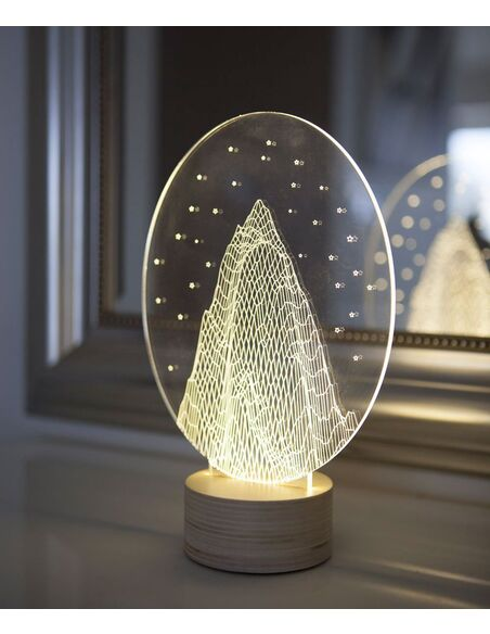 Lampe Bulbing STARRY NIGHT - par Studio Cheha