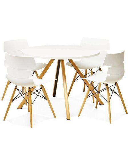Chaise design STRATA KoKoon Design - Chaises de cuisine et salle à manger par Kokoon Design