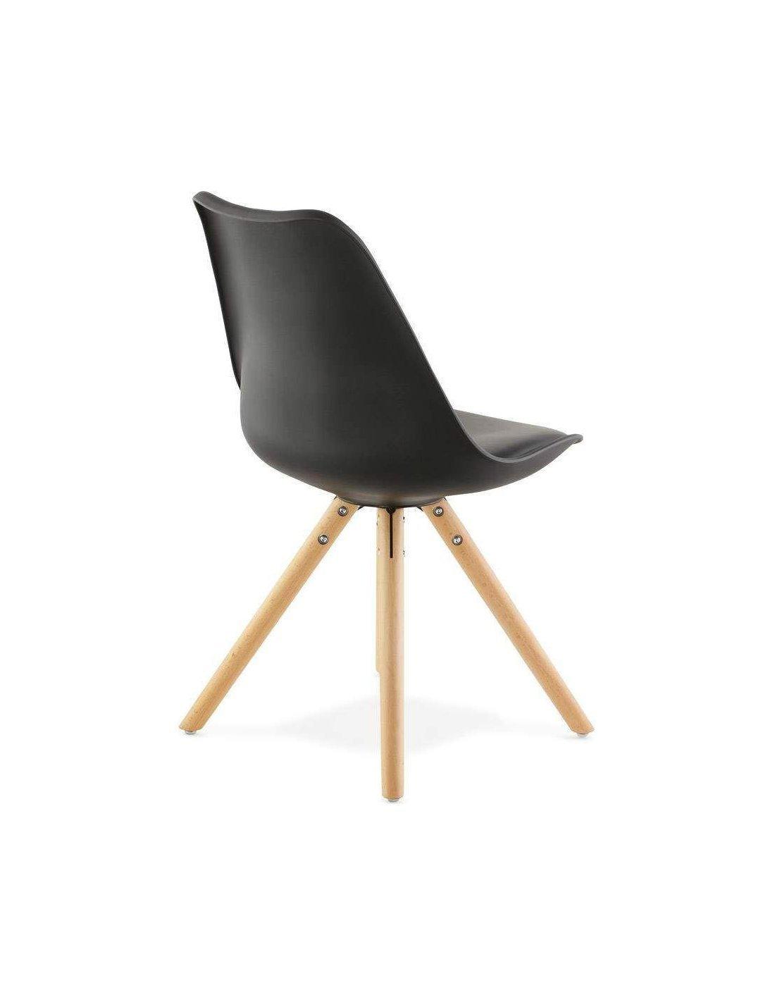 Chaise design TOLIK | Kokoon Design | Noir
