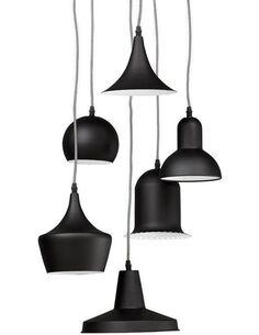 Lampe suspendue design PENGAN - par Kokoon Design