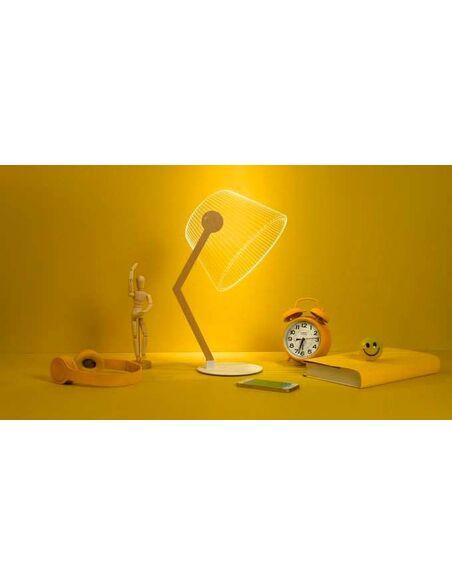 Lampe Bulbing Cheha ZIGGY 3D Lumière Led - Lampes de salon par Studio Cheha