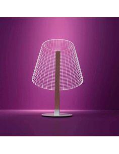 Lampe CLASSI 3D Lumière Led - par Studio Cheha