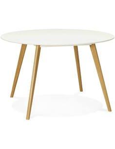 Table à diner design CAMDEN - par Kokoon Design