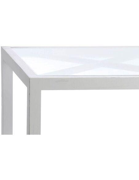 Table basse rectangulaire ADELONG - par J-Line