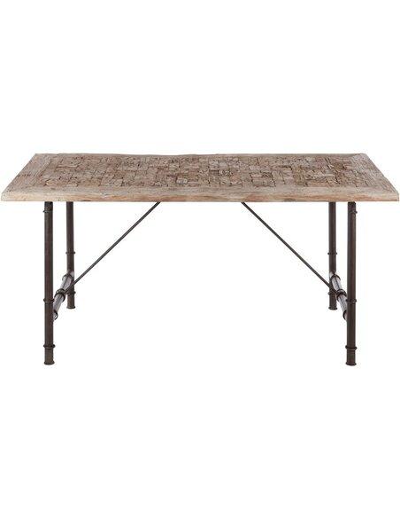Table à manger rectangulaire BATCHICA - par J-Line