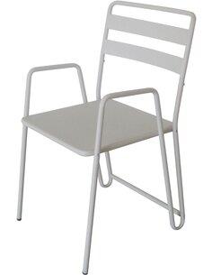 x2 Chaises BMI Cosy et Moderne métal - par Delorm