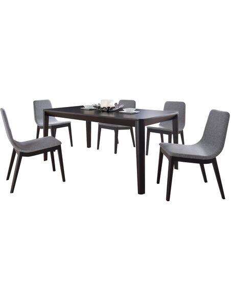 Table CITY FELICIO bois - par Delorm