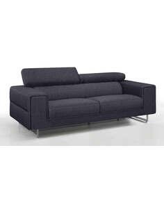 Canapé Fixe STREET CHABLIS tissu - par Delorm