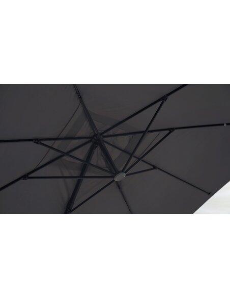 Parasol déporté DELORM Gris - par Delorm
