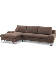 Canapé d'angle KENT CITY tissu angle Gauche - par Delorm