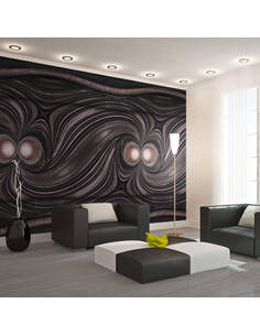 Papier peint FRACTAL DESIGN - par Artgeist