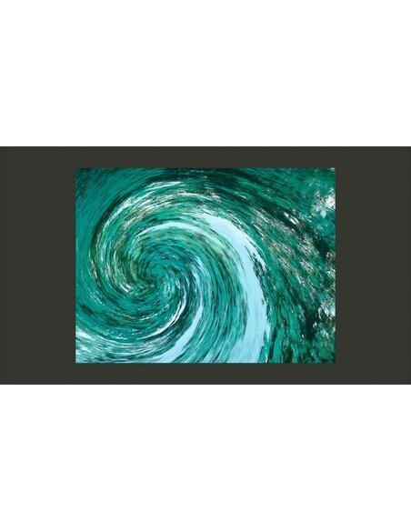 Papier peint WATER TWIST - par Artgeist