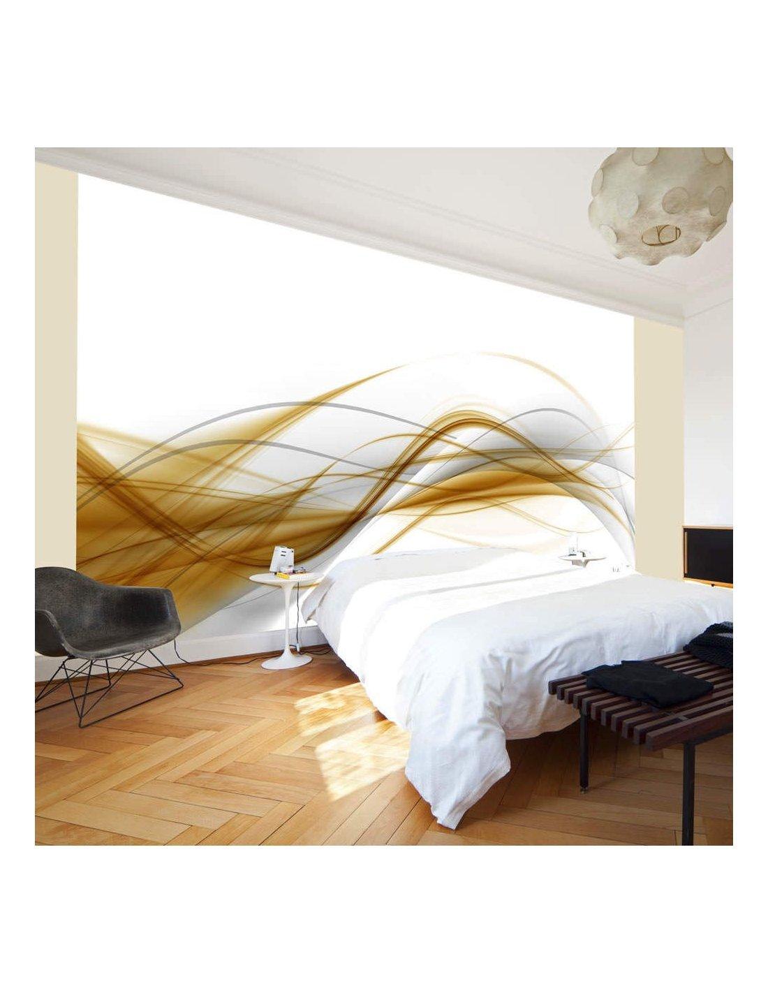 papier peint motif abstrait digital art 89 90 chez recollection. Black Bedroom Furniture Sets. Home Design Ideas