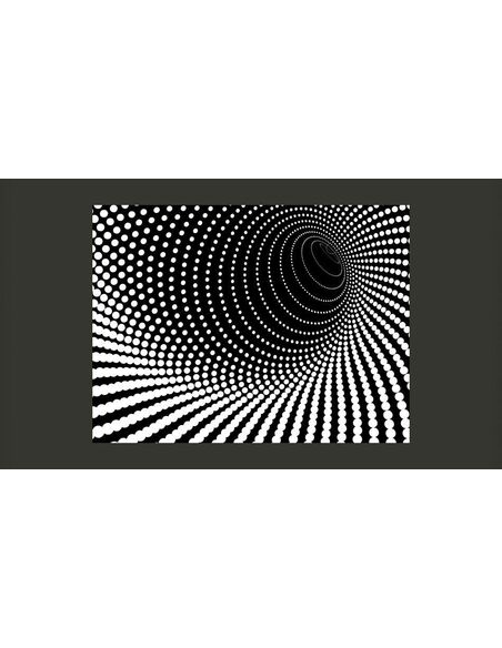 Papier peint ABSTRACT BACKGROUND 3D - par Artgeist
