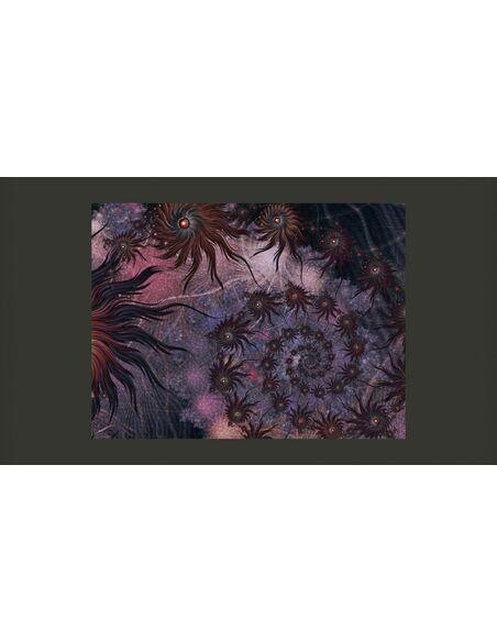 Papier peint FRACTAL SPIRAL - par Artgeist