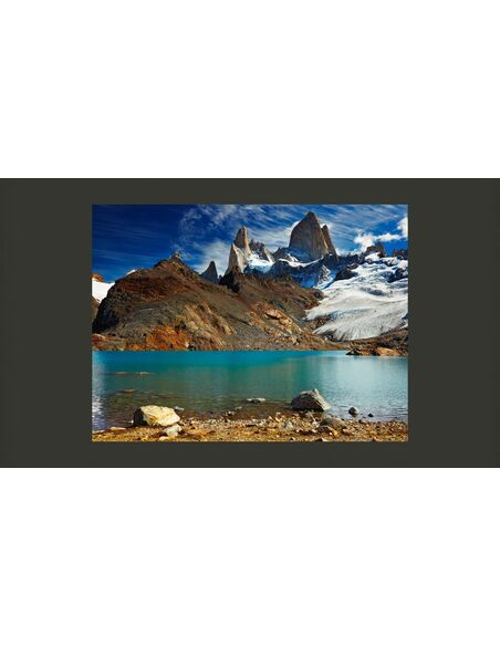 Papier peint MOUNT FITZ ROY, PATAGONIA, ARGENTINA - par Artgeist