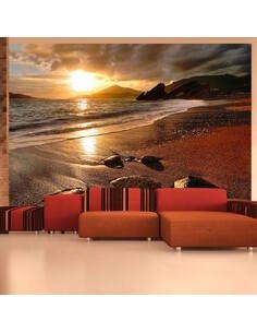 Papier peint RELAXATION BY THE SEA - par Artgeist
