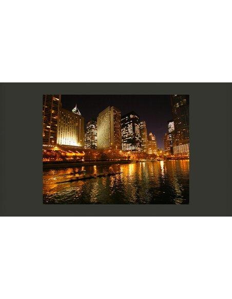 Papier peint RIVIÈRE CHICAGO - par Artgeist