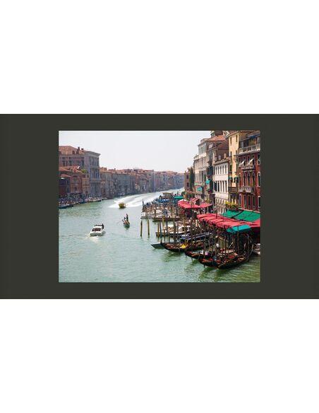 Papier peint LE GRAND CANAL À VENISE, ITALIE - par Artgeist