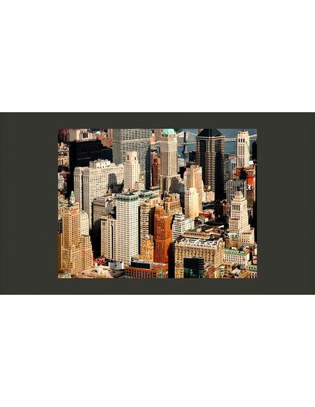 Papier peint SKYSCRAPERS, MANHATTAN - par Artgeist