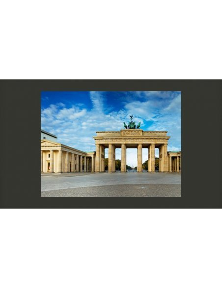 Papier peint PORTE DE BRANDEBOURG BERLIN - par Artgeist
