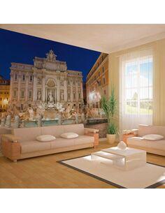 Papier peint FONTAINE DE TREVI ROME - par Artgeist