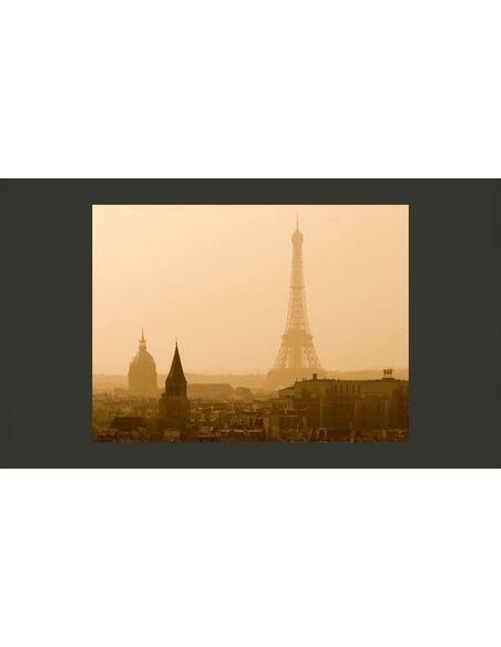 Papier peint VUE PANORAMIQUE SUR PARIS - par Artgeist