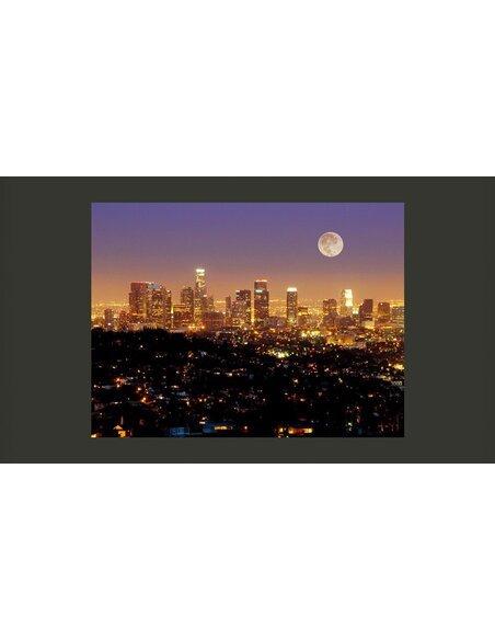 Papier peint LOS ANGELES : LA CITÉ DES ANGES - par Artgeist