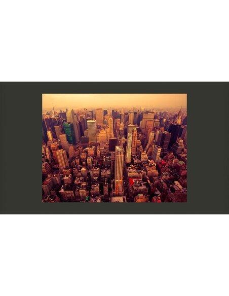 Papier peint MANHATTAN VU DU CIEL, NEW YORK - par Artgeist
