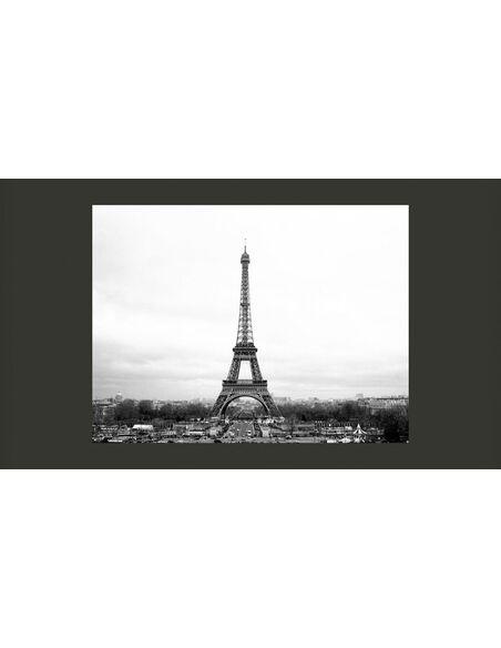 Papier peint PARIS : PHOTOGRAPHIE EN N&B - par Artgeist
