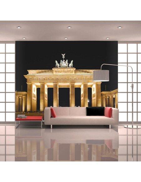 Papier peint PLACE DE PARIS, BERLIN - par Artgeist