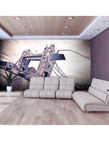 Papier peint TOWER BRIDGE - par Artgeist